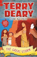 Stone Age Tales: The Great Storm cover