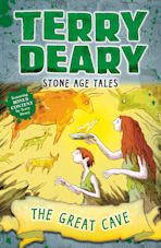 Stone Age Tales: The Great Cave cover