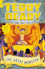 Stone Age Tales: The Great Monster cover
