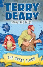 Stone Age Tales: The Great Flood cover