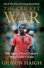 The Cricket War cover