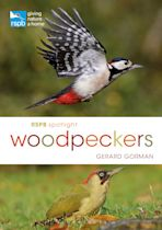 RSPB Spotlight Woodpeckers cover