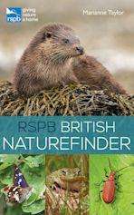 RSPB British Naturefinder cover