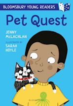 Pet Quest: A Bloomsbury Young Reader cover