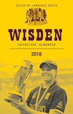Wisden Cricketers' Almanack 2018 cover