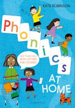 Phonics at Home cover