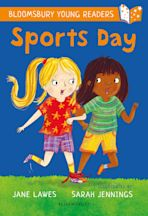 Sports Day: A Bloomsbury Young Reader cover