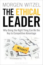 The Ethical Leader cover