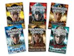 Warrior Heroes Mixed Pack of 6 Dark Red cover
