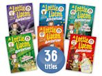 Lottie Lipton Class Pack of 36 Brown cover