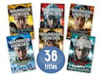 Warrior Heroes Class Pack of 36 Dark Red cover