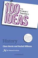100 Ideas for Primary Teachers: History cover