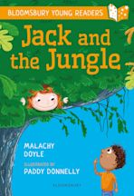 Jack and the Jungle: A Bloomsbury Young Reader cover