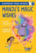 Manju's Magic Wishes: A Bloomsbury Young Reader cover
