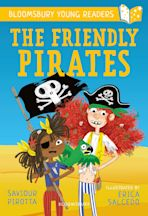 The Friendly Pirates: A Bloomsbury Young Reader cover