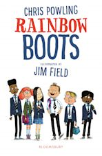 Rainbow Boots cover
