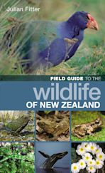 Field Guide to the Wildlife of New Zealand cover