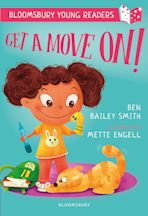 Get a Move On! A Bloomsbury Young Reader cover