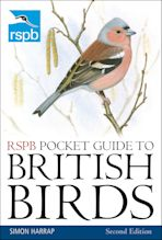 RSPB Pocket Guide to British Birds cover
