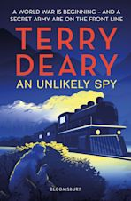 An Unlikely Spy cover