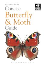 Concise Butterfly and Moth Guide cover