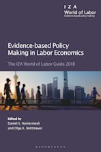 Evidence-based Policy Making in Labor Economics cover