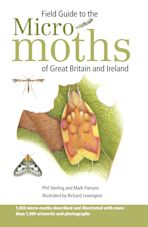 Field Guide to the Micro-Moths of Great Britain and Ireland cover