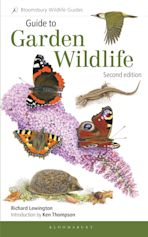 Guide to Garden Wildlife (2nd edition) cover