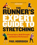 The Runner's Expert Guide to Stretching cover