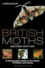British Moths: Second Edition cover