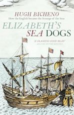 Elizabeth's Sea Dogs cover