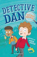 Detective Dan: A Bloomsbury Reader cover