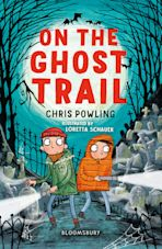 On the Ghost Trail: A Bloomsbury Reader cover