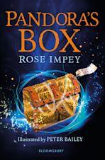 Pandora's Box: A Bloomsbury Reader cover