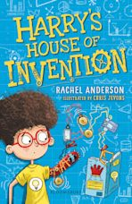 Harry's House of Invention: A Bloomsbury Reader cover