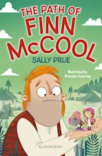 The Path of Finn McCool: A Bloomsbury Reader cover