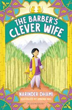 The Barber's Clever Wife: A Bloomsbury Reader cover