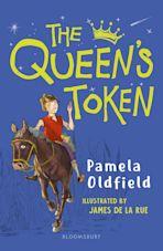 The Queen's Token: A Bloomsbury Reader cover