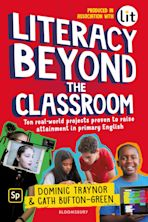 Literacy Beyond the Classroom cover
