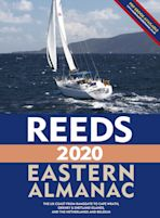 Reeds Eastern Almanac 2020 cover