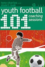 101 Youth Football Coaching Sessions cover