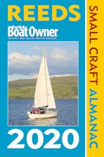 Reeds PBO Small Craft Almanac 2020 cover