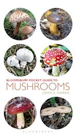 Pocket Guide to Mushrooms cover