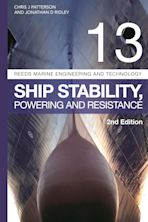 Reeds Vol 13: Ship Stability, Powering and Resistance cover