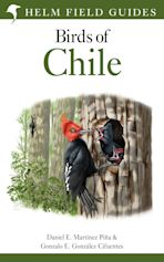 Field Guide to the Birds of Chile cover