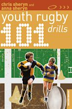 101 Youth Rugby Drills cover