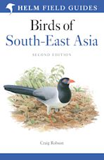 Field Guide to the Birds of South-East Asia cover