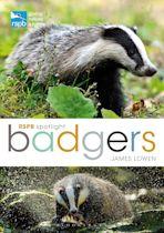 RSPB Spotlight: Badgers cover