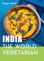 India: The World Vegetarian cover