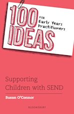 100 Ideas for Early Years Practitioners: Supporting Children with SEND cover